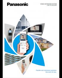 Panasonic Video Intercom Line-up Catalogue