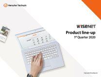 Hanwha Wisenet 2020 1Q Line-up
