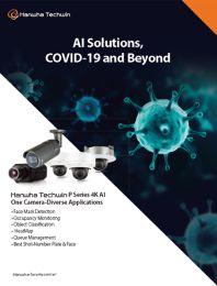 Wisenet AI Solutions COVID-19 and Beyond