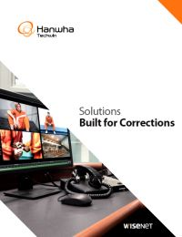 Solutions Built For Corrections
