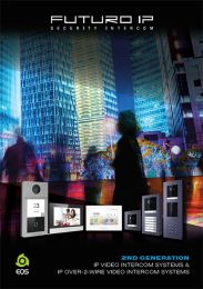 Futuro IP Video Intercom Systems Brochure