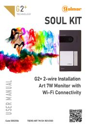 GOLMAR Soul Kit User Manual