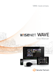 NEW Wisenet WAVE 4.0 User Manual