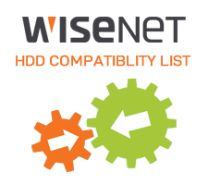 WISENET HDD COMPATIBILITY LIST