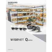 Wisenet Q Series Brochure