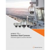 WISENET X Series - Stainless Steel Cameras