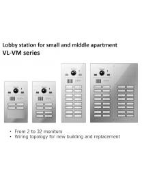 VL-VM Lobby Station (Example)