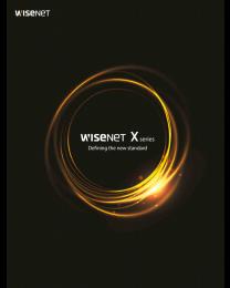 Wisenet X Series Brochure