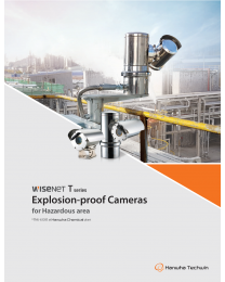WISENET X Series - Explosion-Proof Cameras