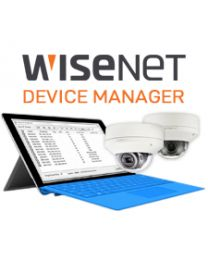 WISENET DEVICE MANAGER