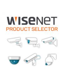 WISENET PRODUCT SELECTOR