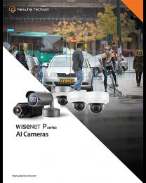 Wisenet AI Cameras