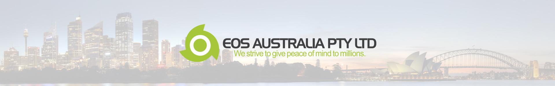 EOS Australia Banner image